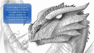 How To Draw A Dragon U0026 39 S Head  3  4 View
