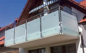 Balkon Mit Glas : balkon und metallbau gei ler die ganze welt der balkone ~ Frokenaadalensverden.com Haus und Dekorationen