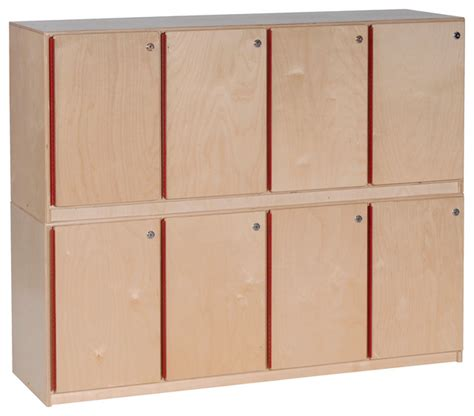 storage cabinets lockers steffywood home indoor office classroom stackable