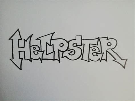Graffiti Zeichnen : Graffitizeichnen Lernen