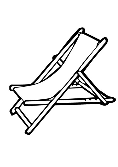 dessiner une chaise chair coloring pages getcoloringpages com