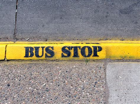 curb yellow parking mean does park trap curbs zone means colored bus