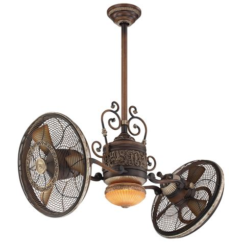 Kitchen Lighting Fixtures Ideas - minka aire 42 inch traditional gyro belcaro walnut ceiling fan f502 bcw bellacor