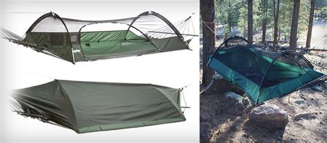 Tent Hammock Combination by Lawson Blue Ridge Tent And Hammock In One Jebiga Design