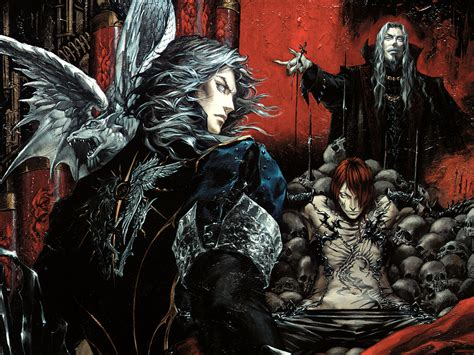Just Some Games Castlevania Curse Of Darkness