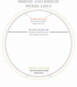 fine 25 inch circle template component resume ideas With 3 5 circle labels