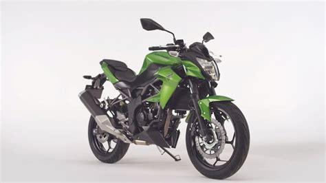 Modification Kawasaki Z250sl by Kawasaki Z250sl My15 Official