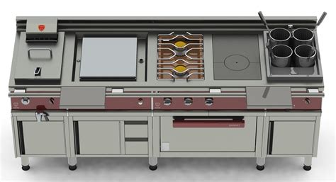 charvet cuisine charvet launches the pro 700 series of compact cooking