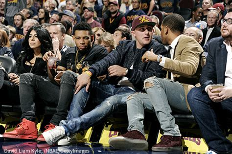 Cavs Floor Box Seats by 10 Most Expensive Nba To Sit Courtside