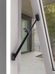 telescopic security stays windows chant