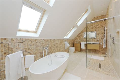 loft conversion bathroom ideas latest news milestone builders