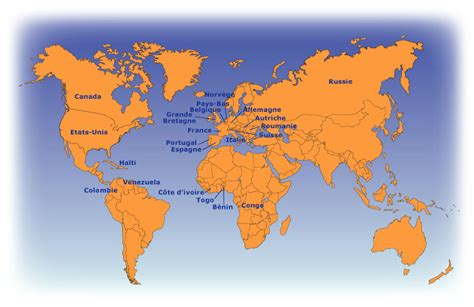 peinture chambre garcon tendance carte du monde hawaii my