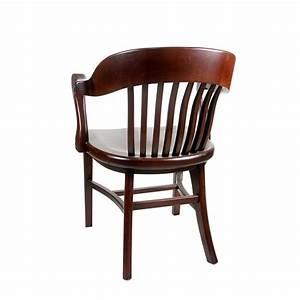 Brenn antique wood arm chair the chair market for Wooden chair arms
