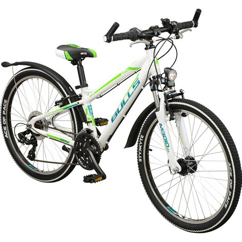 jugendrad 24 zoll bulls tokee 24 jugend mtb wei 223 t 252 rkis shop