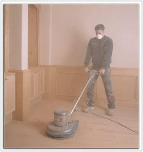 Sanding A Hardwood Floor  Flooring  Home Decorating