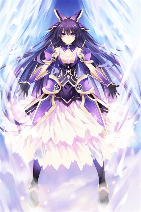 Anime Live Wallpaper Iphone 8 by Date A Live Tohka Yatogami Iphone 4 Wallpaper 640x960 8