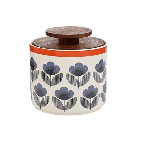 Kitchen Jars Shopping by Poppy Meadow Kitchen Storage Jar By Orla Kiely From