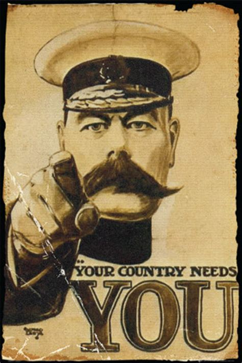 Lord Kitchener  Your Country Needs You Posters