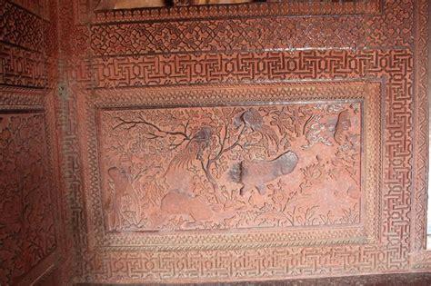 jama masjid mosque  fatehpur sikri stock image image