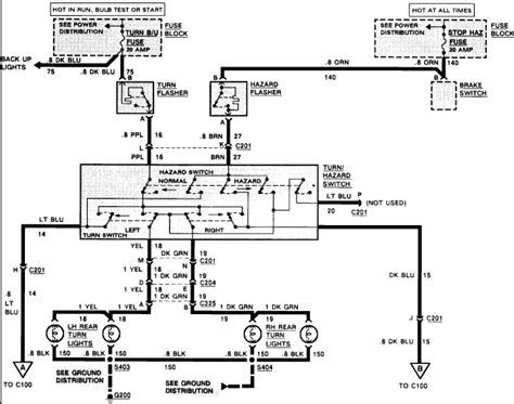 1999 2001 Pontiac Montana Wiring by I Am Building A 1950 Lincoln Using A Late 80s Early 90s