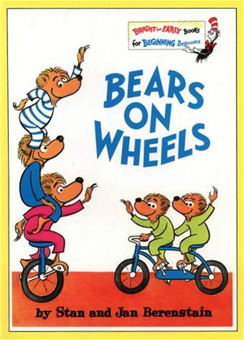 bears  wheels  stan berenstain reviews discussion