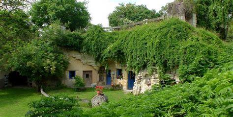 les maisons troglodytes du saumurois