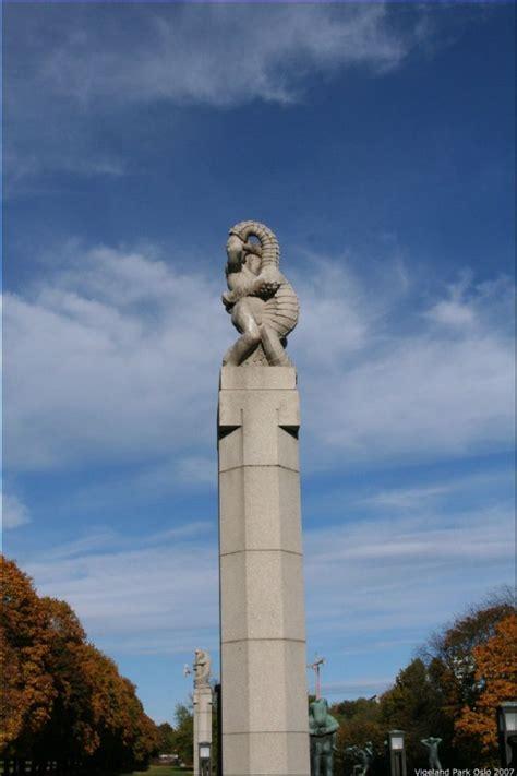 vigeland sculpture park part  frogner park oslo