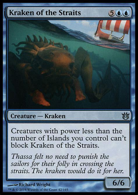 mtg kraken hatchling deck proxies for deck quot kraken tribal quot deckstats net