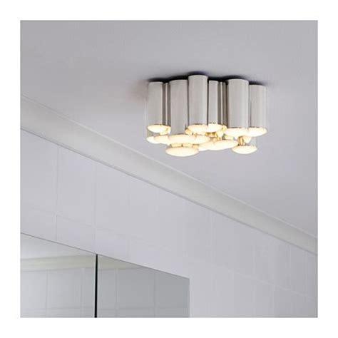 soedersvik led ceiling lamp ikea bathroom ikea