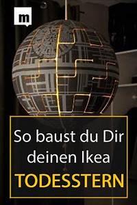 Todesstern Lampe Ikea : video anleitung aus ikea lampe wird todesstern ikea lampen todesstern und ikea todesstern ~ A.2002-acura-tl-radio.info Haus und Dekorationen