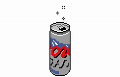 Coors Pixel Beer Coke Animated Tin Gifs