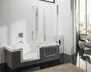 Tv Für Badezimmer : badewanne mit duschzone tolle beispiele ~ Markanthonyermac.com Haus und Dekorationen