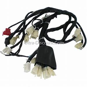 Wire Harness For Atv Bashan Quad 250cc  Bs250s