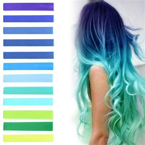 Mermaid Blue Hair Dye