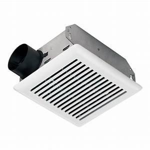 Shop Broan Nutone 50 Cfm 4 0 Sones 3-inch Duct Fan