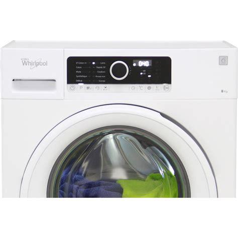 test whirlpool fscr80413 lave linge ufc que choisir