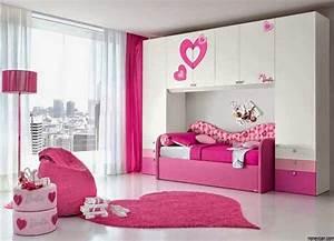 Chambre Fille 8 Ans : d coration chambre fille de 7 ans ~ Teatrodelosmanantiales.com Idées de Décoration