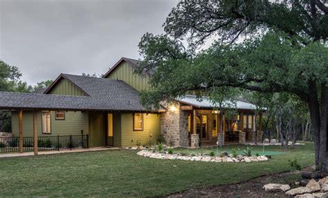 hill country architect plans studio design