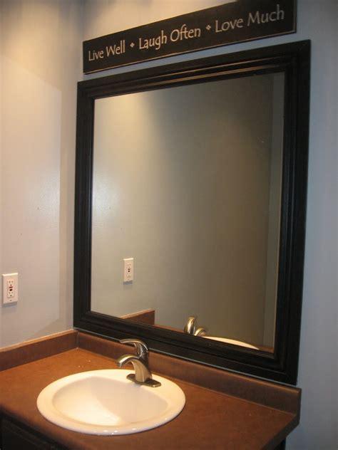 home interior mirrors bathroom frame mirror bathroom amazing home design