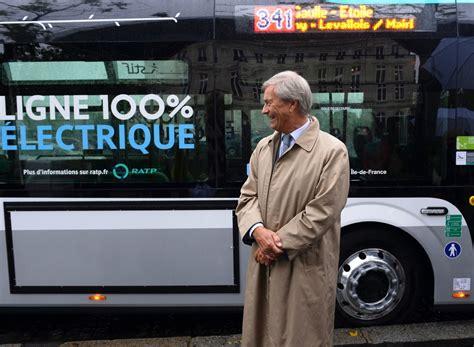 groupe bolloré siège social la ratp met en service premier bluebus le
