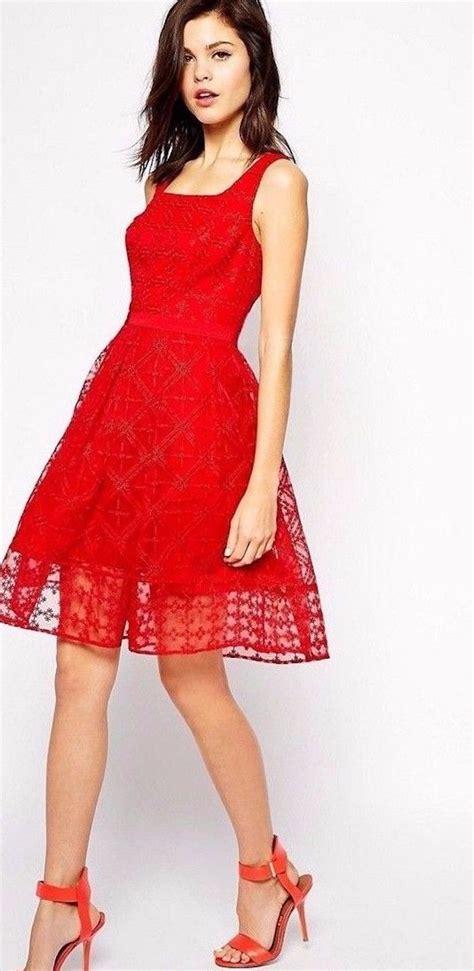 karen dress millen skirt organza embroidered skirted