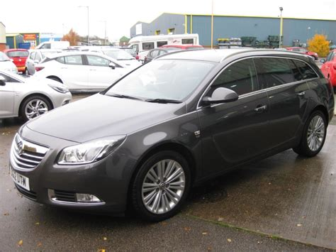 technical grey vauxhall insignia  sale lincolnshire