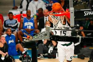 DJ LEON SMITH: NBA SLAM DUNK COMPETITION - DWIGHT HOWARD
