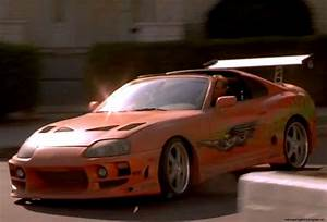 Fast And Furious Brians Supra   Wallpapers Gallery
