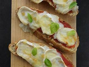 Recette Pizza Chevre Miel : recettes de tartines et pizza ~ Melissatoandfro.com Idées de Décoration