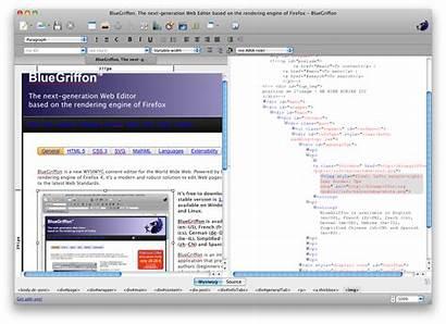 Editor Bluegriffon Wysiwyg Web Griffon