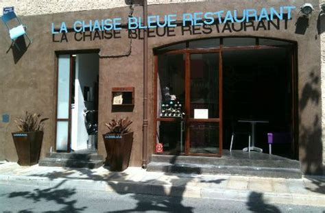 chaise bleue la chaise bleue la cadiere d 39 azur restaurant reviews