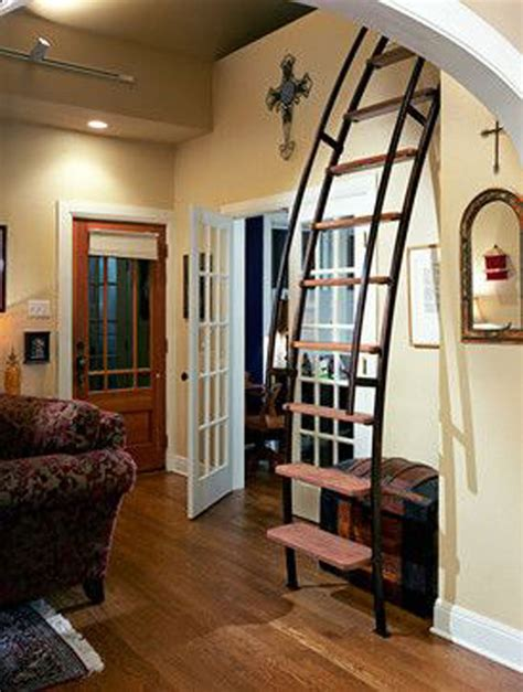 big room ideas tiny house stairs ladders living big in a tiny house