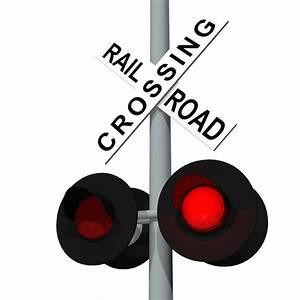 Railroad Crossing Cliparts - Cliparts and Others Art ...