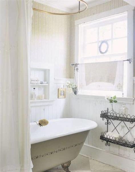 Scandinavian Bathroom, Small Bathroom Window Treatments